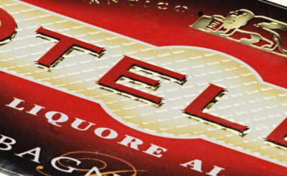 Etichette Carta e Colla - Tipografia Mandruzzato