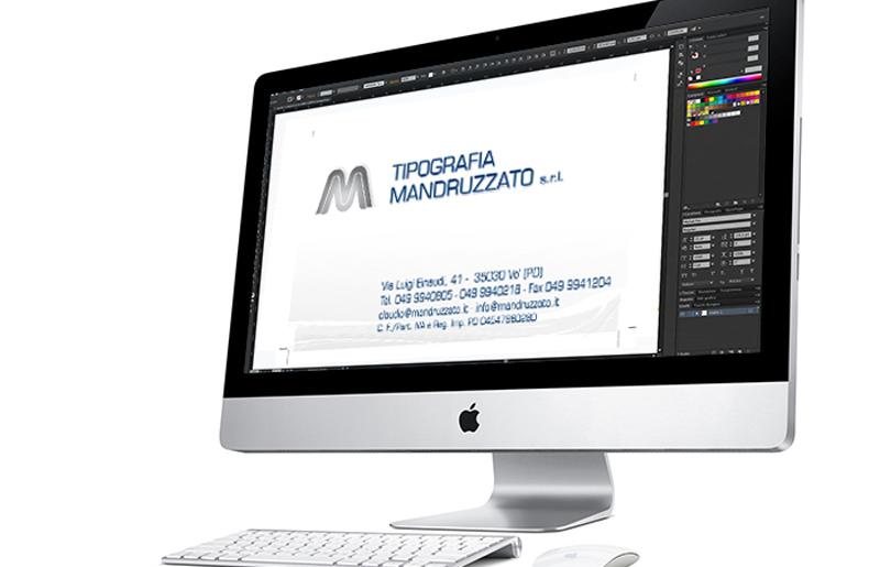 Progettazione Grafica - Tipografia Mandruzzato
